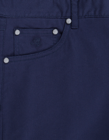2017-10-20 Five pockets sport pants in diagonal cotton – Bottega del Sarto