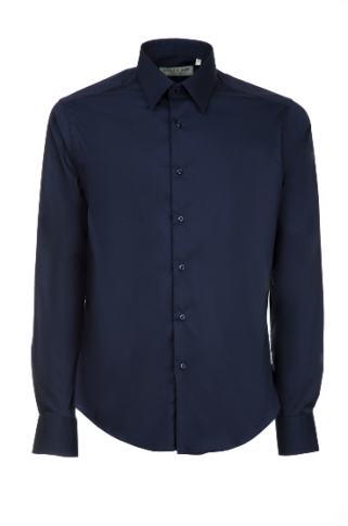2017-10-20 Slim Fit Classic collar shirt – Bottega del Sarto